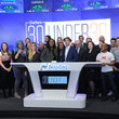 Randall Lane Forbes '30 Under 30' Rings The NASDAQ Opening Bell
