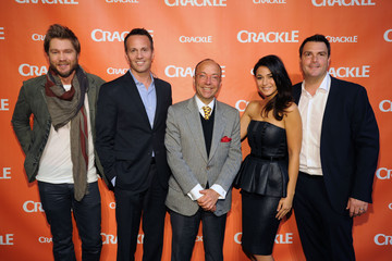 Randall Rothenberg Arrivals at the Crackle NewFronts