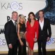 Rande Gerber Night One At Palms Casino Resort's KAOS Dayclub & Nightclub With Travis Scott And Skrillex For Grand Opening Weekend