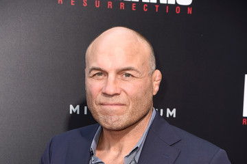 Randy Couture Premiere of Summit Entertainment's 'Mechanic: Resurrection' - Arrivals