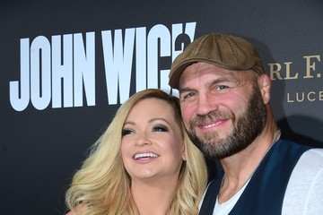 Randy Couture Premiere Of Summit Entertainment's 'John Wick: Chapter Two' - Arrivals