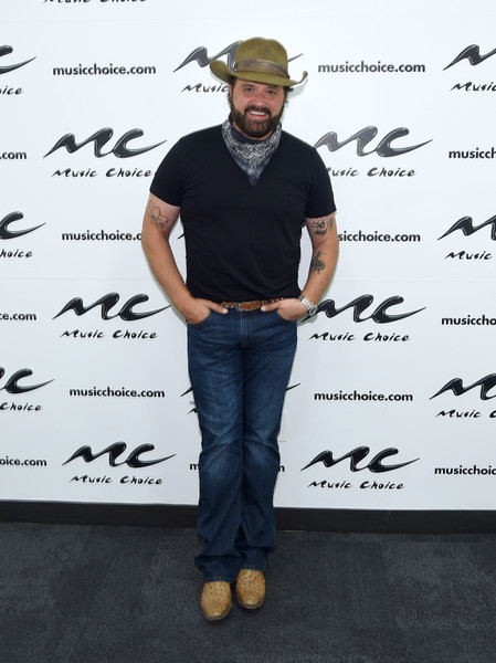 Randy Houser Visits Music Choice