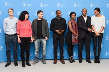 Raoul Peck 'Murder in Pacot' Photocall - 65th Berlinale International Film Festival