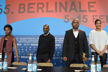Raoul Peck 'Murder in Pacot' Press Conference - 65th Berlinale International Film Festival