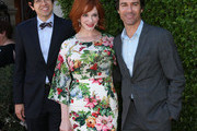 Geoffrey Arend and Eric McCormack Photos Photo