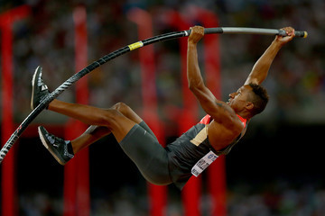 Raphael Marcel Holzdeppe 15th IAAF World Athletics Championships Beijing 2015 - Day Three