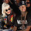 Rapper Tyga Spring 2016 New York Fashion Week: The Shows - People & Parties