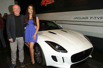 Raquel Pomplun Petersen Automotive Museum Celebration