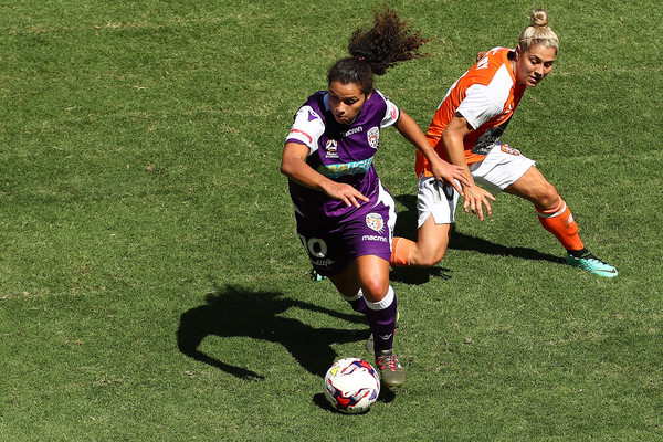 W-League Rd 2 - Brisbane v Perth
