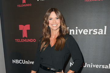Rashel Diaz NBCUniversal International Offsite Event - Telemundo