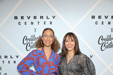 Rashida Jones Beverly Center's Grand Reveal
