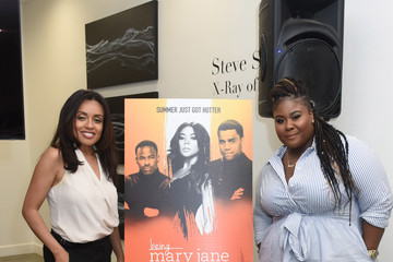 Raven Goodwin Being Mary Jane LA Press Event