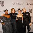 Raven Goodwin Warner Bros. Pictures And InStyle Host 19th Annual Post-Golden Globes Party - Arrivals
