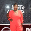 Raven Goodwin Celebs Arrive at the 2015 BET Awards