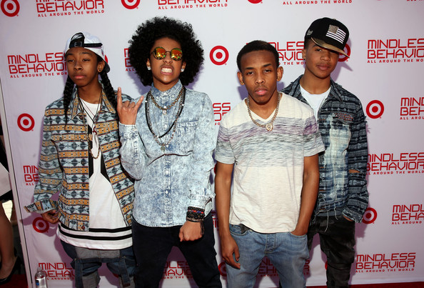 from Harper is princeton from mindless behavior dating zendaya