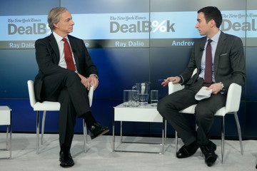 Ray Dalio The New York Times DealBook Conference