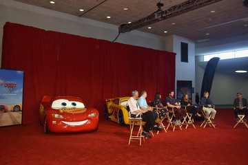 Ray Evernham 'Cars 3' Press Conference