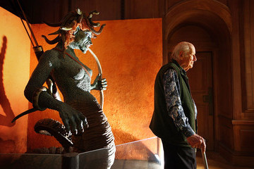 Ray Harryhausen Ray Harryhausen Myths And Legends Exhibition