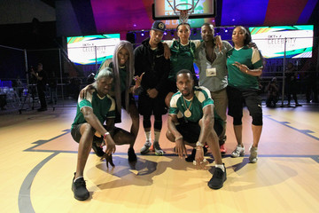 Ray J 2018 BET Experience - Celebrity Dodgeball Game