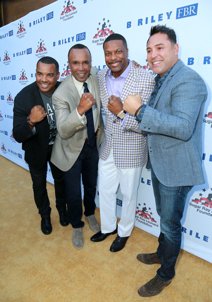 B. Riley FBR, Inc. Presents The 9th Annual Big Fighters, Big Cause Charity Boxing Night Benefiting The Sugar Ray Leonard Foundation