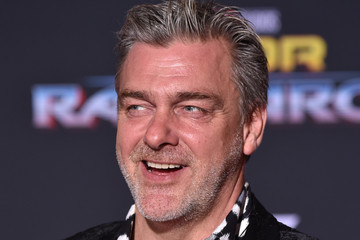 Ray Stevenson Premiere of Disney and Marvel's 'Thor: Ragnarok' - Arrivals