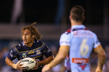Ray Thompson NRL Rd 11 - Sharks v Cowboys