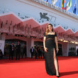 "Raya Abirached ""The Disciple"" Red Carpet - The 77th Venice Film Festival"