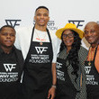 Raynard Westbrook Russell Westbrook Why Not? Foundation 8th Annual Thanksgiving Dinner