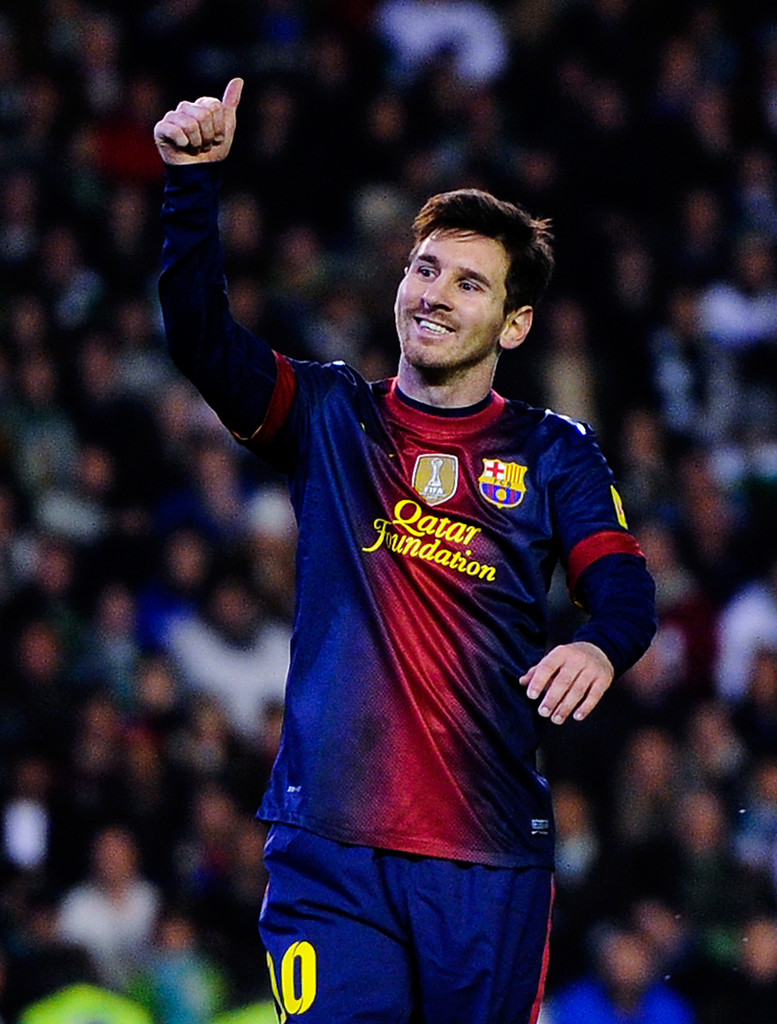 Messi Real Photos - - Betis Lionel Messi Balompie  v Lionel
