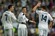 Cristiano Ronaldo and Mesut Ozil Photos Photo