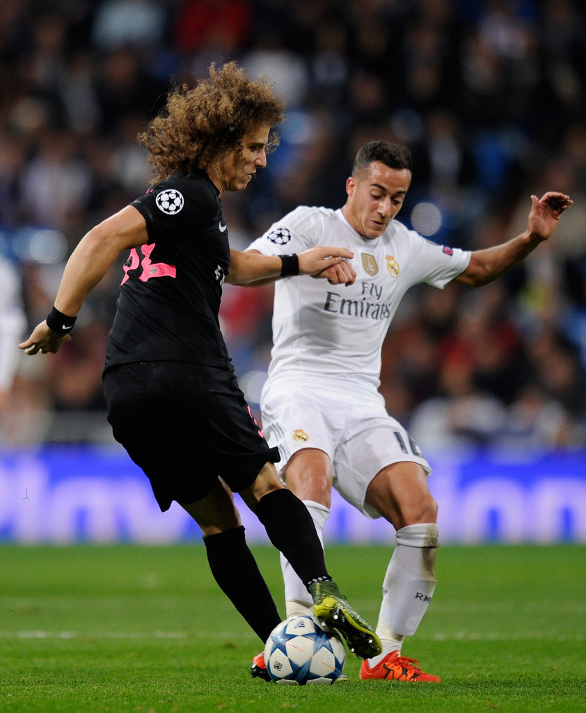 Photos Chelsea Vs Paris Saint Germain: Real Madrid CF V Paris Saint