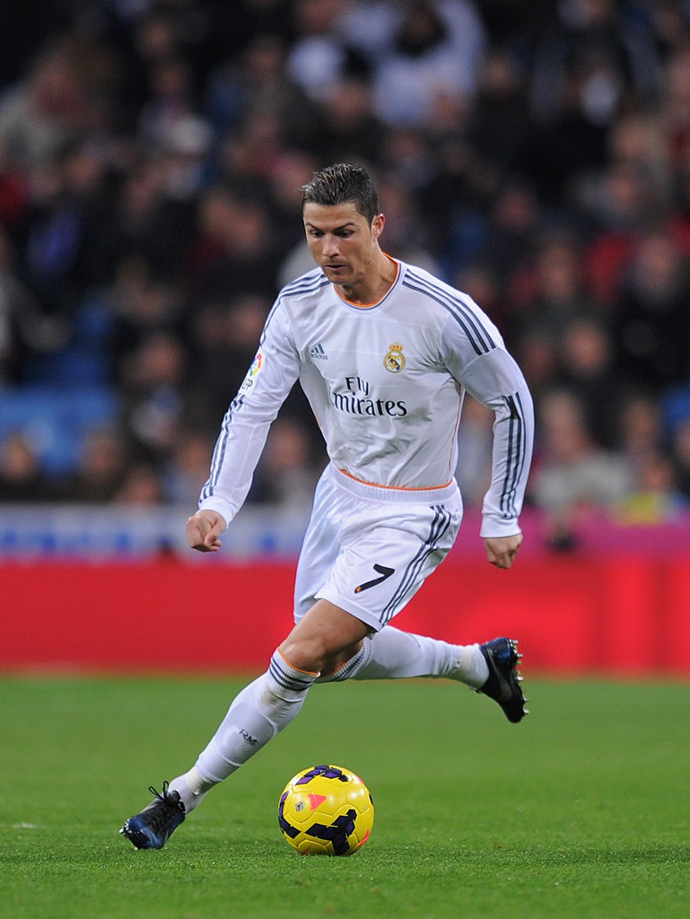 Cristiano Ronaldo Photos - Real Madrid CF v RC Celta de Vigo - Zimbio