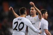 Alvaro Arbeloa Jese Rodriguez Photos Photo