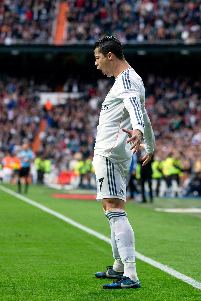 Cristiano Ronaldo Photos Photos - Real Madrid CF v Real ...