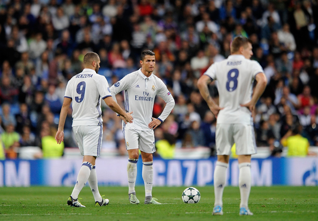 61a47394434 Cristiano Ronaldo Photos»Photostream · Main · Articles · Pictures · Real  Madrid CF v Sporting Clube de Portugal ...