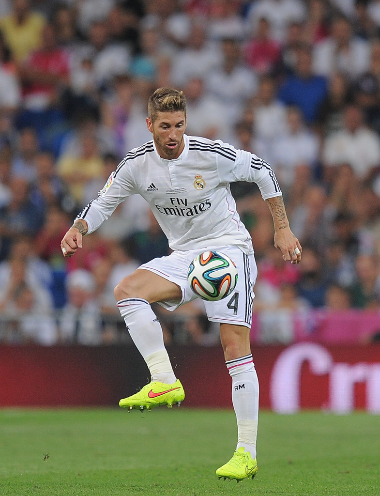 Sergio ramos photos photos real madrid v club atletico - Sergio madrid ...