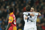 Gonzalo Higuain and Xabi Alonso Photos Photo