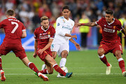 Adam Lallana Roberto Firmino Photos Photo