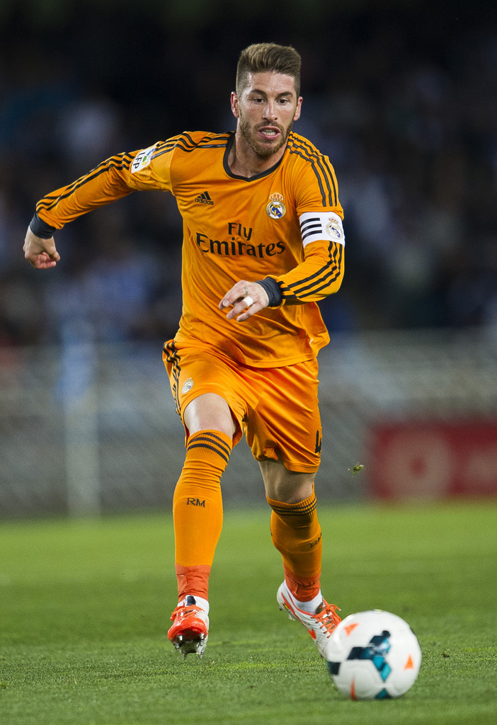 1000 images about football on pinterest real madrid - Sergio madrid ...