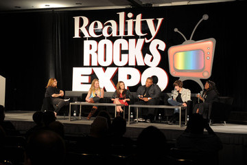 Paige Miles Reality Rocks Expo - Day 1