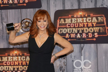 Reba McEntire American Country Countdown Awards Press Room