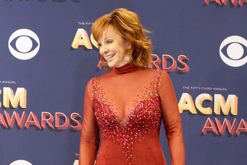 Reba McEntire 53rd Academy Of Country Music Awards  - Press Room