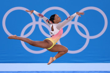 Rebeca Andrade Best 2020 Images of Tokyo 2020 Olympic Games