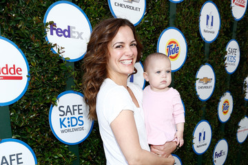Rebecca Budig Safe Kids Day Presented By Nationwide 2015