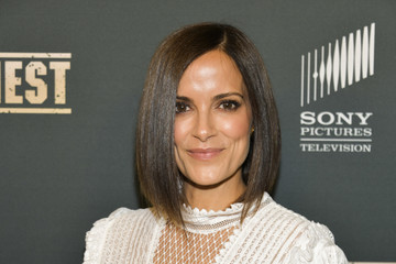 Rebecca Budig Premiere Of Spectrum's Originals 'L.A.'s Finest' - Arrivals