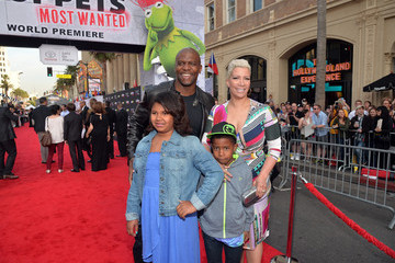 Rebecca Crews 'Muppets Most Wanted' Premieres in Hollywood — Part 2