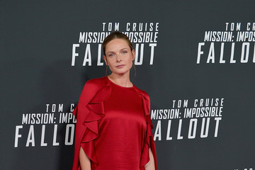 Rebecca Ferguson 'Mission: Impossible - Fallout' US Premiere