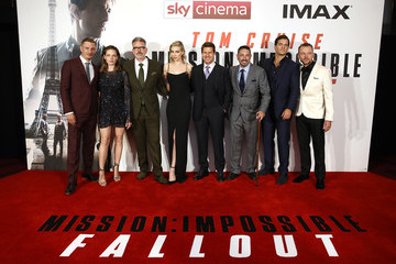 Rebecca Ferguson 'Mission: Impossible - Fallout' UK Premiere