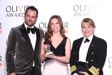 Rebecca Frecknall The Olivier Awards 2019 With MasterCard - Press Room