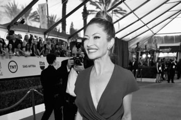 Rebecca Gayheart 21st Annual Screen Actors Guild Awards - Red Carpet